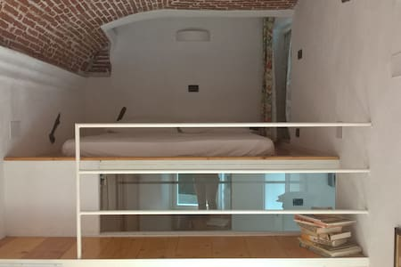 Loft in San Lorenzo 1, opt parking - Genua