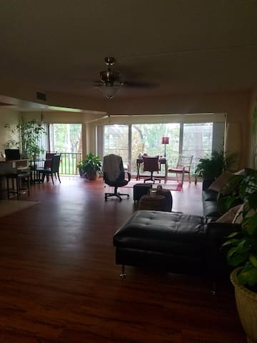 Cozy & spacious beedroom, near Clearwater Beach,FL - Largo - Appartement