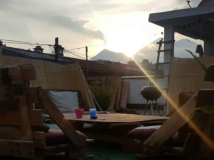 Best views in Antigua