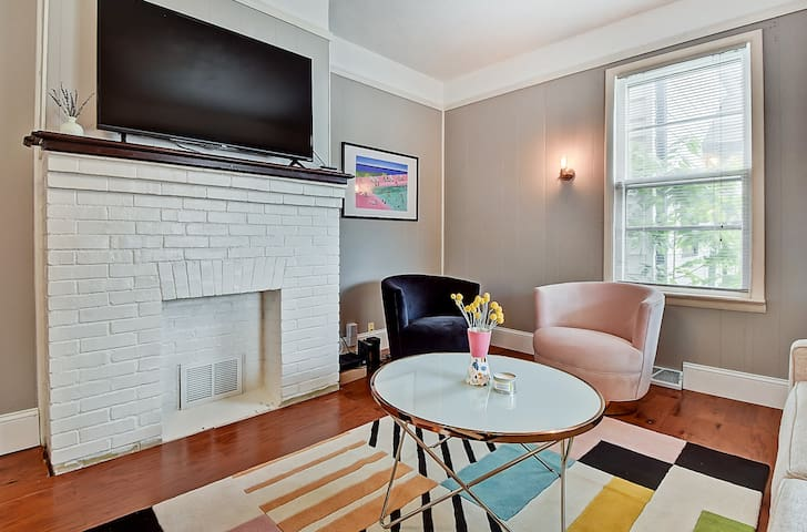Designer House 5BR! Steps to Downtown/Fountain Sq!