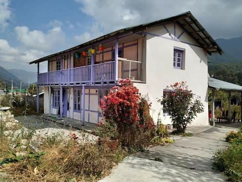 Red Berry Riverview Homestay in Shergaon Arunachal