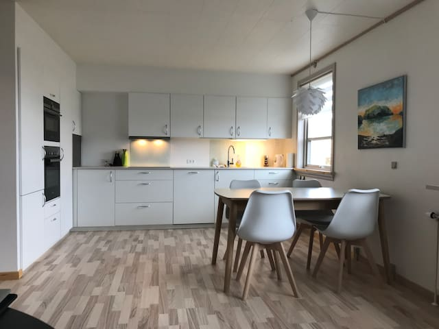 Andy's Home, 60m2, Tórshavn Free private parking