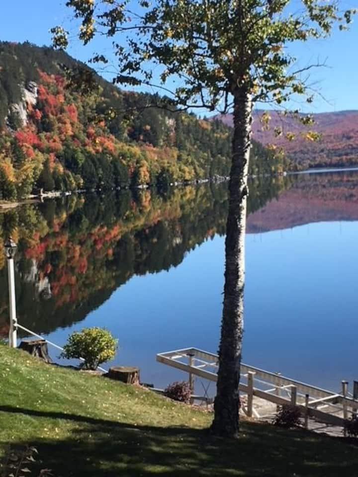 Crystal Lake Getaway