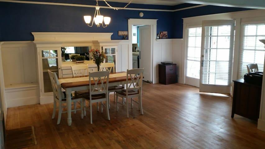 Charming Craftsman Home - Los Alamos - บ้าน