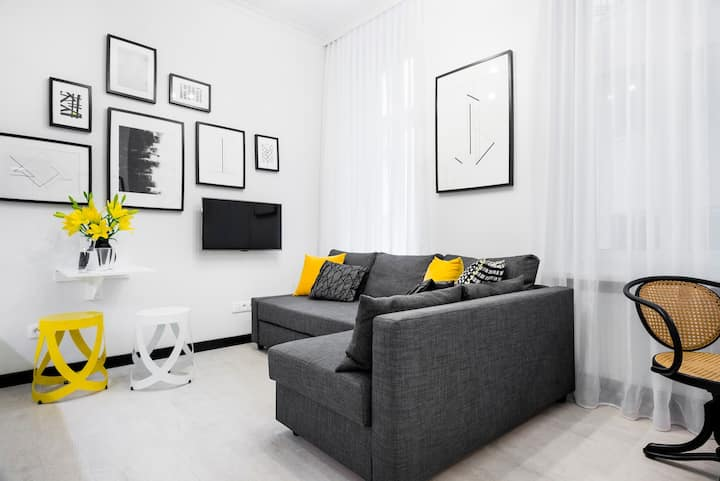 Modern Studio, Cracow Old Town