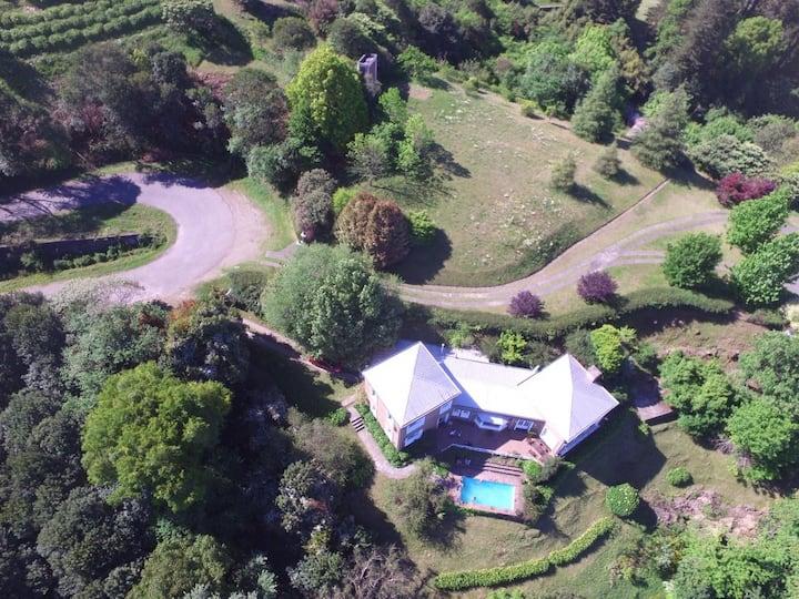 Espectacular casa de campo en Villa Nougues!