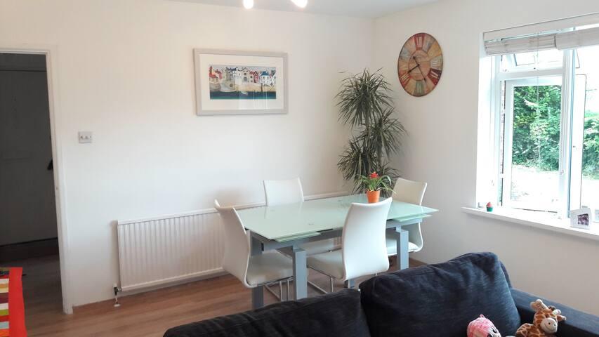 Modern 2-bed apartment in London - Surbiton