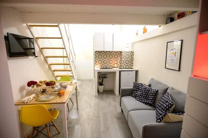 Mini Appartamento  Stazione Centrale Napoli