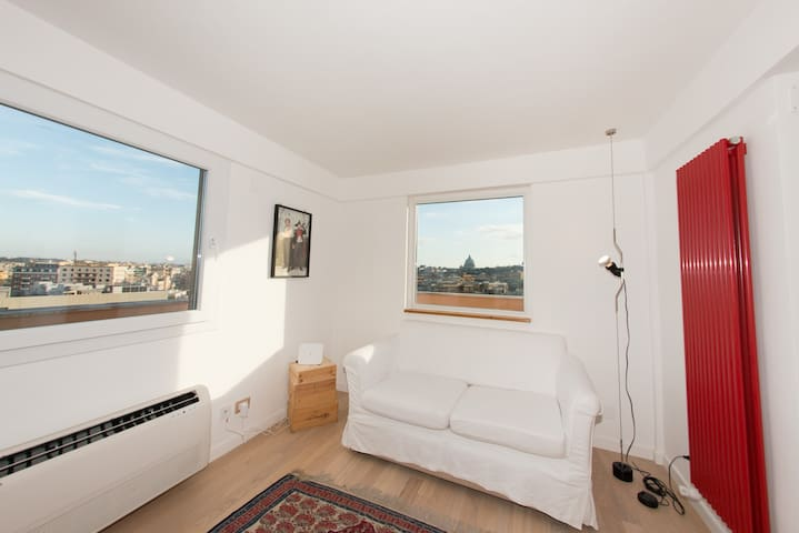 Amazing view penthouse at Vatican - Roma - Apartment