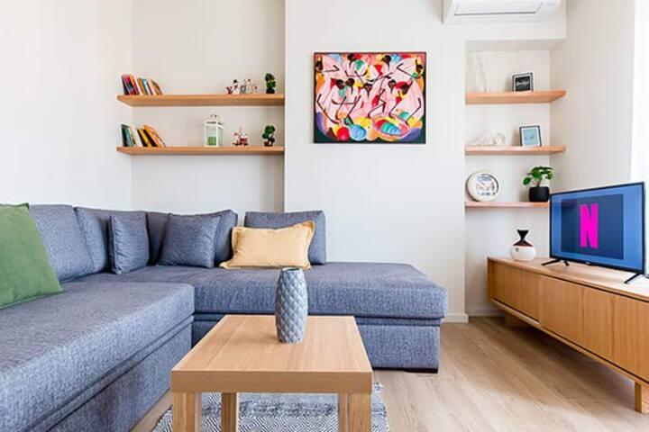 LINA - TIA, Chic Tirana Apartment