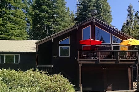 North Tahoe Hideaway with Private Bath - 一軒家