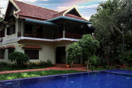 Nikkivinsi Boutique-Pool Access - Krong Siem Reap