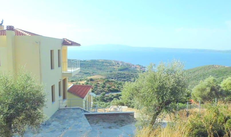 Appt B Est vue exceptionnelle mer - Chalkidiki - Apartament