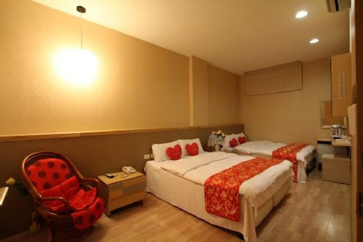 Three people room-Tanxiang Resort Hotel