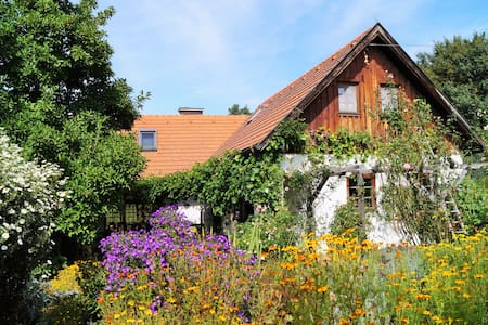 Revitalisierter Dreikantbauernhof - Welten - Apartment - 2