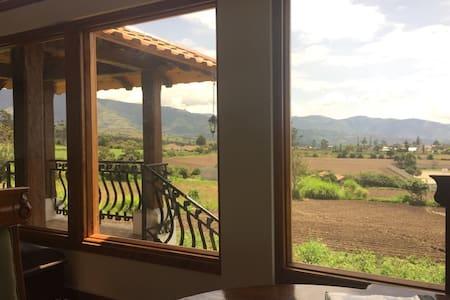 Habitación privada, Casa de Campo