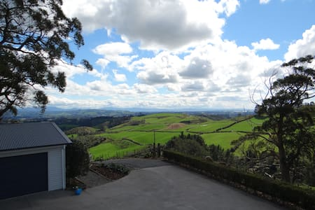 Gum Tree Guesthouse - Ohauiti