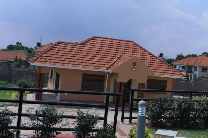 The Cottage at Precious Villas Lubowa
