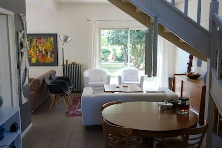 Chambre confortable dans une grande maison + vélos - Rezé - House - 2