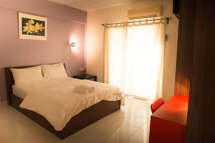 TUB Mansion / ทียูบี แมนชั่น - Nonthaburi - Apartment