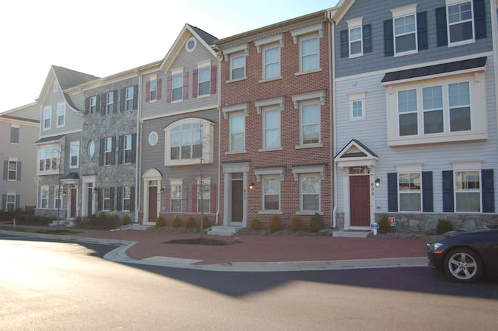 Charming TownHouse close to Downtown Annapolis - Annapolis - Townhouse