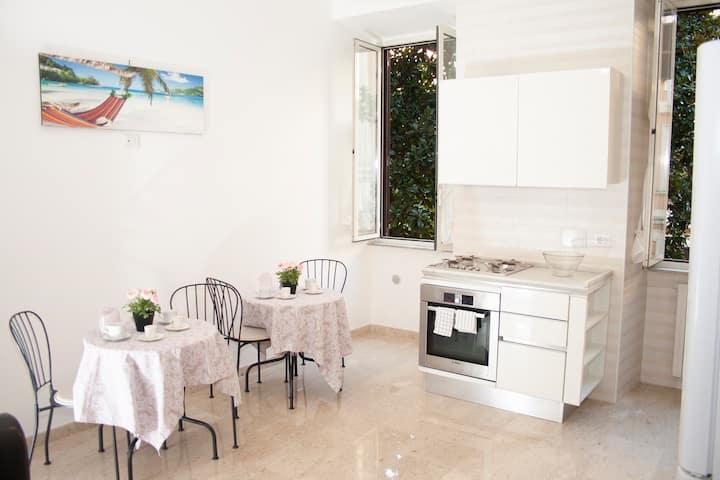 Veio garden Bed & Breakfast, Wide room
