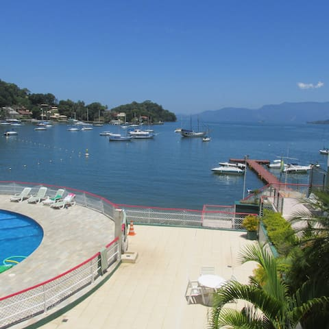 Flat tipo studio Cond. Angra Inn - Angra dos Reis - Appartement
