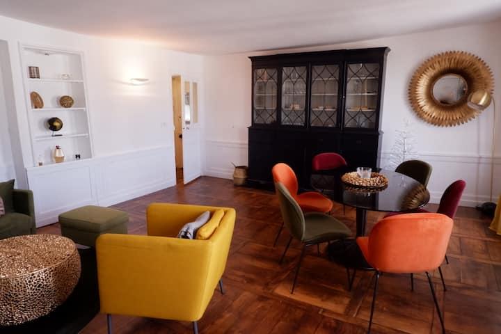 Charmant appartement 57m2 au coeur de Rennes