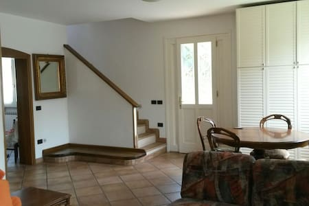 Appartamento su due piani  (2 levels apartment) - Cervia - Flat