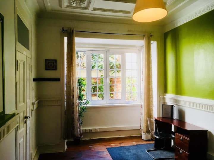 B&B - Lisbon Garden Flower, Room nº5-WC Partilhado