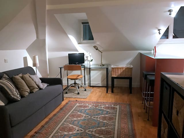 cosy studio in the center of paris!