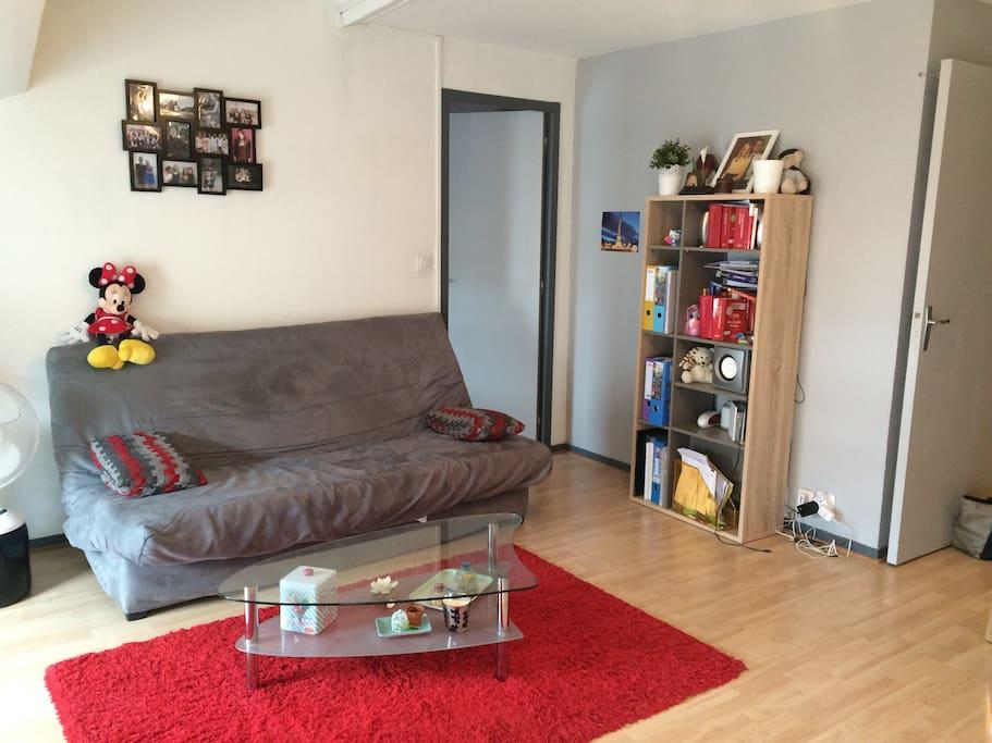 Appartement au coeur de bordeaux appartements louer for Appartement bordeaux louer