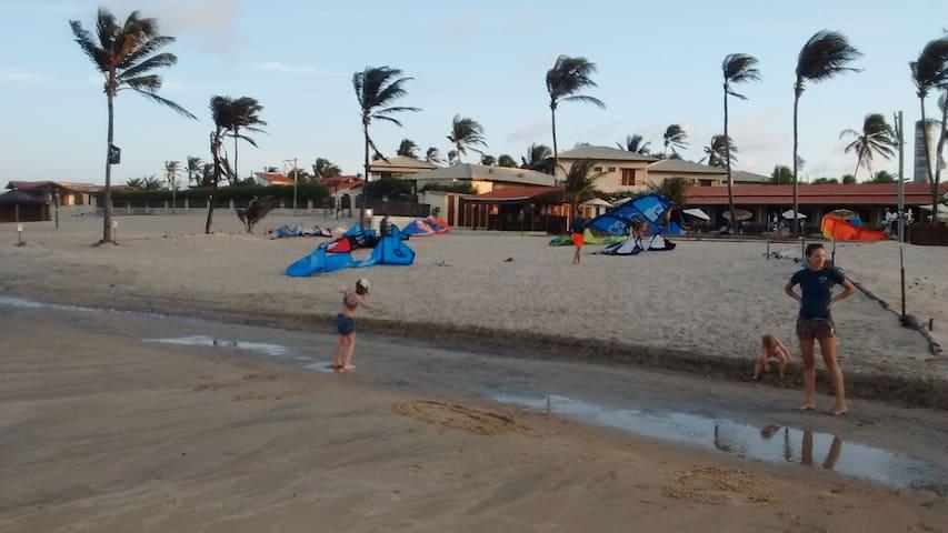 Casa 50 metros/praia de Guajiru, Flecheiras,mundaú