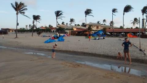 Casa 50 metros praia de Guajiru, Flecheiras,mundaú