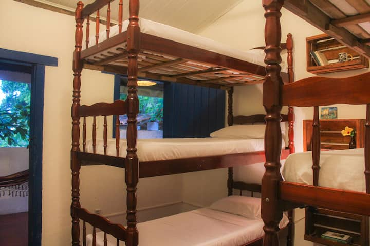 Bed in Feminine Shared Suite Hostel Bahia