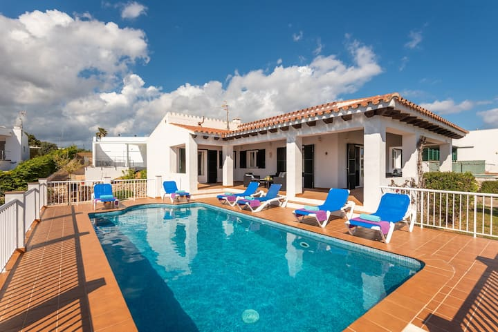 3 bedroom villa in Son Ganxo - Sant Lluís