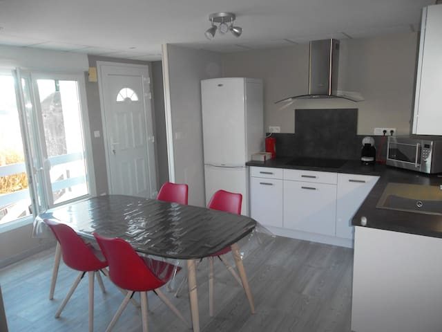 Appartement au coeur du village du Tholy,2*