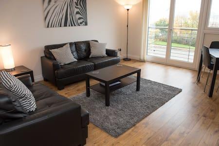 The Hydro & SECC /Central Apartment - Glasgow