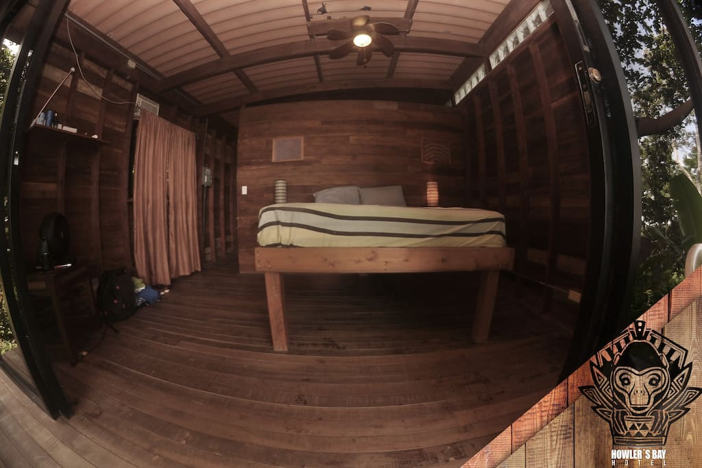 You will ask for extra days when you experience this awesome cabin at our place.