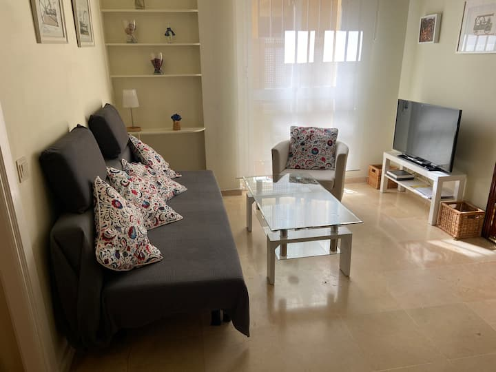 Apartamento Triana-Centro con PARKING disponible