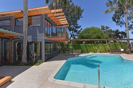 Luxurious La Jolla Shores Modern