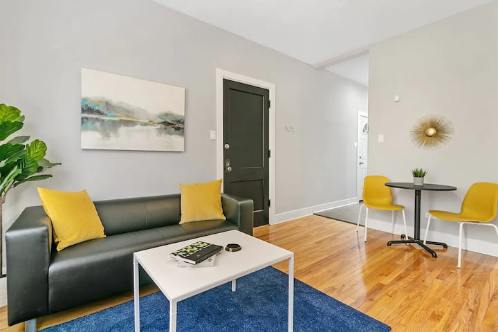 Great Location Chic & Pristine 1BR Apt in Lakeview