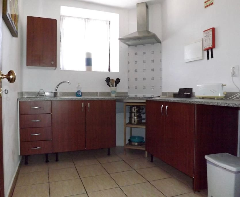 Bougainvillea 2 bedroom apartment- kitchen