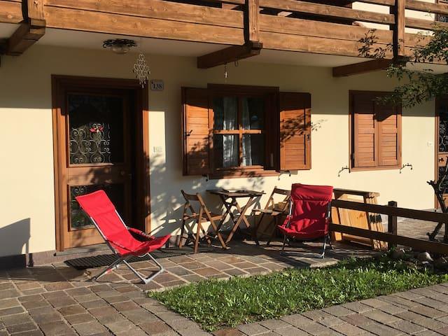 Apartament Ciasa Dona in Val di Fassa Dolomiti