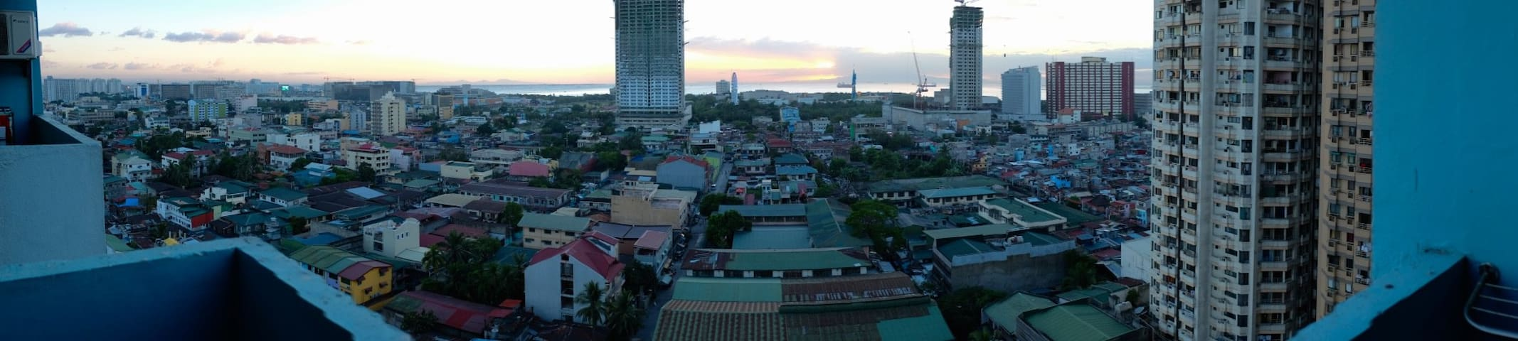 One Bedroom with a View - Pasay - Byt