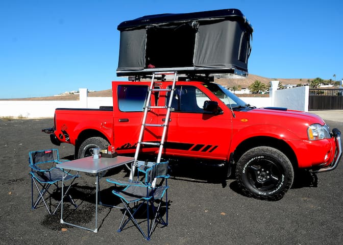 Mammoth 4x4 Offroad top tent