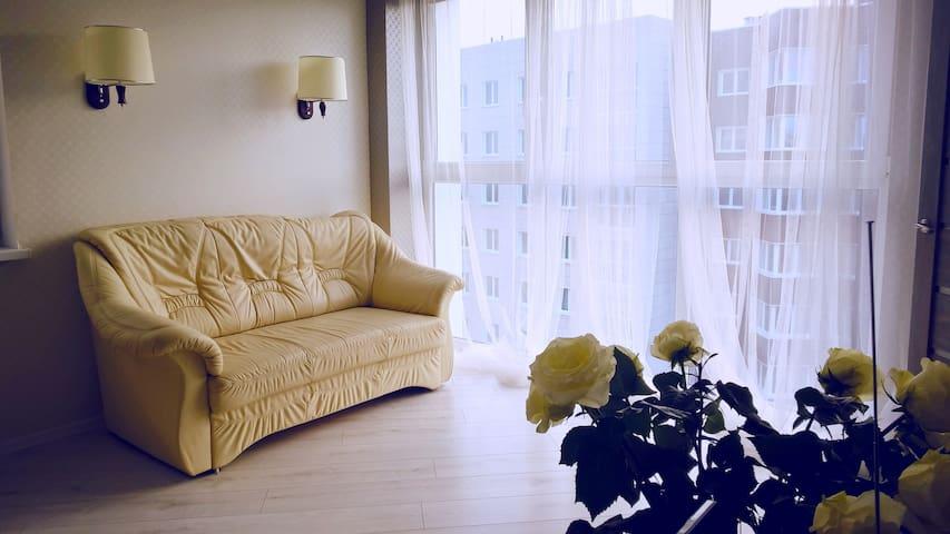Уютная квартира в Ленинградском районе