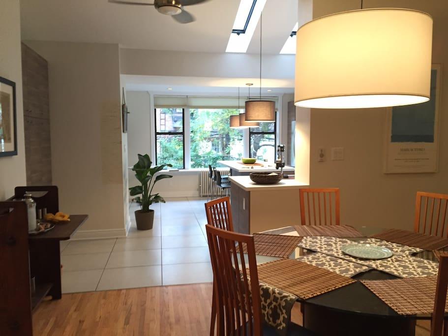 Exquisite Cobble Hill Duplex Leiligheter Til Leie I Brooklyn New York Usa