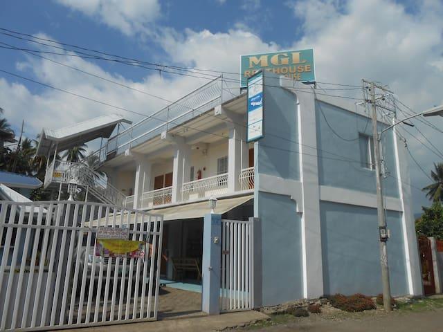 MGL Resthouse, Santa Cruz Davao del Sur - Santa Cruz - Boutique hotel