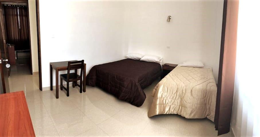 Habitación privada en Estancia Dorada 2